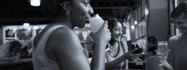 Alkoholin liiallinen kulutus työtapahtumissa